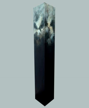 totem davy's gray on dark blue gray